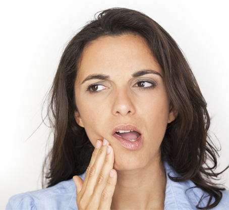 What is considered a dental emergency?