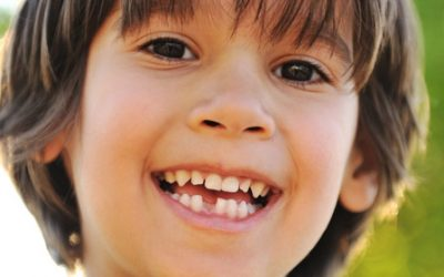 Will my child's teeth straighten out as they grow?