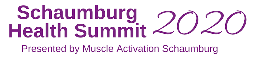 Schaumburg Health Summit April 4, 2020