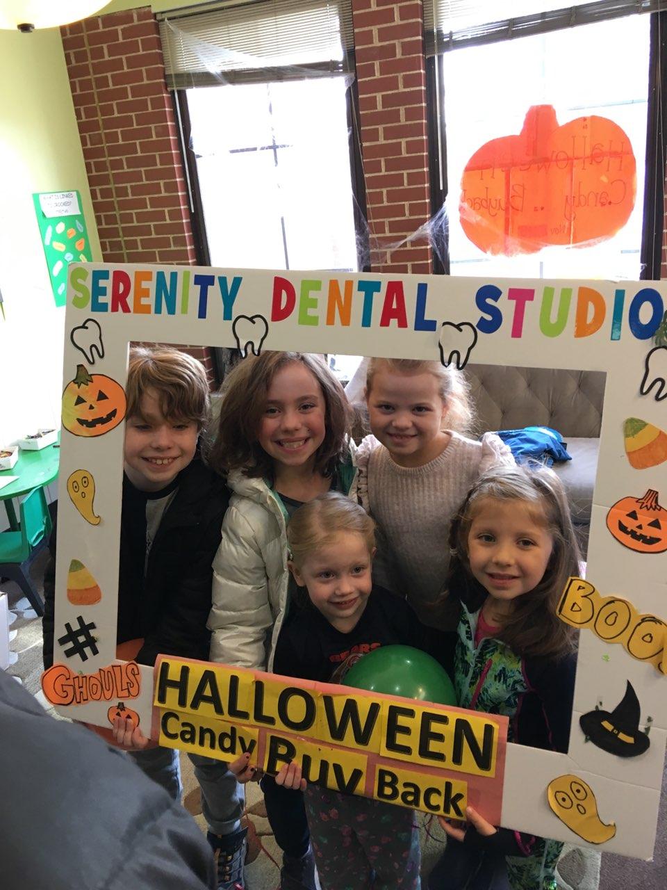 Halloween Candy Buyback 2019
